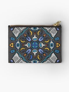 Millions of unique designs by independent artists. Find your thing. Zipper Pouch, Kids Outfits, Cool Designs, Coin Purse, Finding Yourself, Tapestry, Artists, Wallet, Awesome