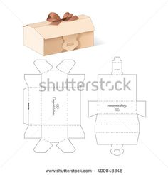 Closing of pandoras box blueprint pinterest retail box with blueprint template stock vector malvernweather Image collections