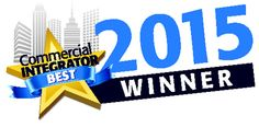 Draper just won a Commercial Integrator award for its optically seamless TecVision premium viewing surfaces!  #AV #AVNews #AVTweeps #ProAV #TweetAV #HD #projection #Tech #HomeTheater #HomeTheatre #homeentertainment #homecinema #CEDIATweeps