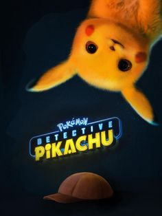 POKÉMON Detective Pikachu by Geeta Parulekar Full HD - Best of Wallpapers for Andriod and ios Film Pokemon, Pokemon Movies, Pokemon Fan, Pikachu Memes, Pikachu Art, Pikachu Face Painting, Pikachu Makeup, Detective, Pikachu Tattoo
