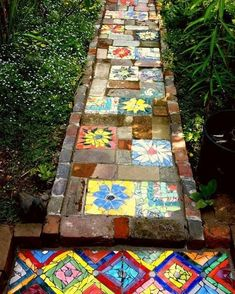 Outdoors Discover Very nice Mosaic garden path Mosaic Walkway Mosaic Stepping Stones Pebble Mosaic Mosaic Art Mosaic Glass Mosaic Garden Art Mosaics Mosaic Projects Garden Projects Garden Crafts, Garden Projects, Garden Art, Garden Design, Garden Beds, Garden Houses, Easy Garden, Summer Garden, Mosaic Walkway