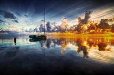 A Time For Reflection by Mark Yugawa