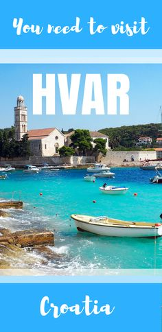 Get inspired for a trip to Hvar, Croatia's picturesque party island, with more stunning pictures. Click to see them all!