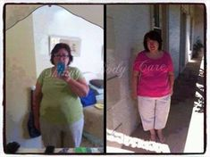 """Lexie - """"I was always quite slim, even after having 2 children but when I hit my late 30s early 40s, I started to notice the weight creeping on, especially after giving up smoking. Before I started my 90 day challenge with Skinny Fiber, I had tried nearly every diet ever invented.  I have now lost 18.7 lbs. My clothes are a lot looser, I have a lot more energy and I have more stamina. My hot flushes have almost disappeared, my acid reflux has gone and my knees don't ache anymore."""