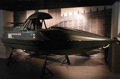 Q Boat - The World Is Not Enough - Bond in Motion, London Film Museum | Cars from James Bond