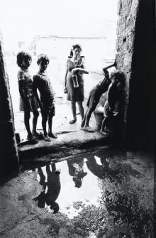 Mimmo Jodice Ercolano 1973