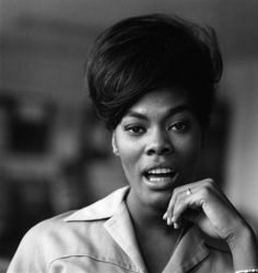 Dionne Warwick. She's looking for directions to San Jose here..