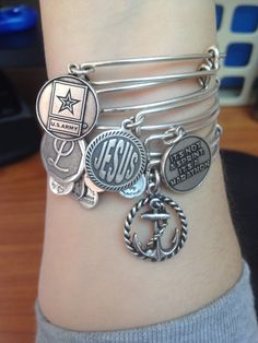 Alex And Ani Bracelets I Want The Army One For My Boyfriend When He
