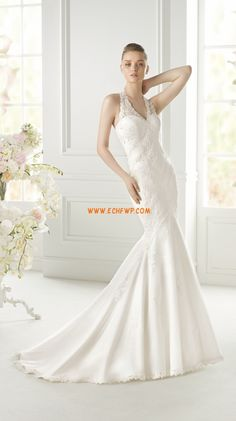 Dos nu Classique & Intemporel Zip Robes de mariée 2015