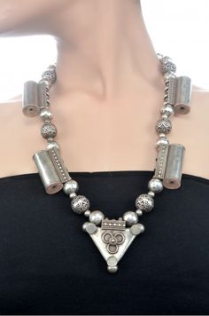 Beaded Tabiz necklace Amrapali