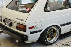 Toyota Starlet, Europe Car, Nissan 240sx, Jdm, Ae86, Hawaii, Passion, Nice, Carport Garage