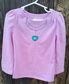 Necklace Heart Pendant Applique Machine Embroidery Design