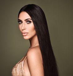 """Kim Kardashian West for @BazaarArabia Photographed by Mariano Vivanco"""