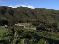 Pukapukara ruins, Cusco, Peru