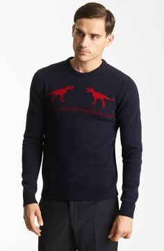 Jil Sander dino sweater is still available and now on sale.