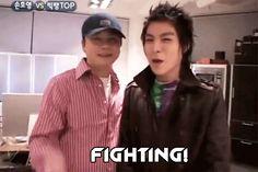 YG and T.O.P