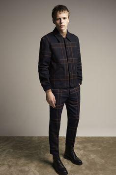Markus Lupfer | Menswear - Autumn 2017 | Look 1