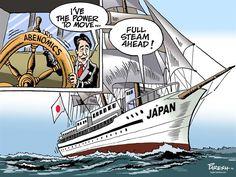 Shinzo Abe powerful