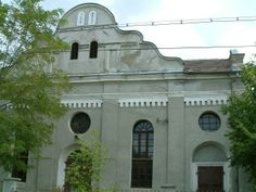Synagogue of Baia Mare Romania Around The Worlds, Exterior, Mansions, House Styles, Building, Places, Manor Houses, Villas, Buildings