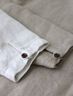 cuff detail with button and loop