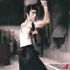 Bruce Lee as Tang Lung / Dragon in The Way of the Dragon (1972)