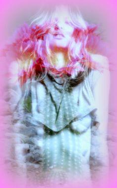 neon pink, psychadelic