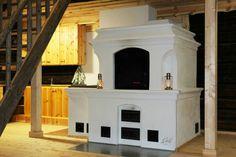 Tiilestä muurattu leivinuuni Finland, Kitchen, Home Decor, Cooking, Decoration Home, Room Decor, Kitchens, Cuisine, Home Interior Design
