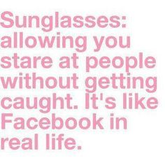 I do this!! hahaha I am just being honest.