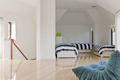 Cotuit Bay Residence - contemporary - bedroom - boston - Nicholaeff Architecture + Design