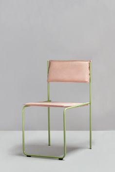 Trampolín Chair by Cuatro Cuatros for Missana