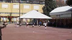 Futbol sala infantil Oroquieta Espinillo contra Parque Lisboa 2000 Alcorcon