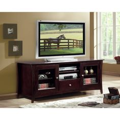 Found it at Wayfair - Borgeois TV Stand