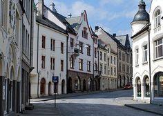 Art Nouveau Town