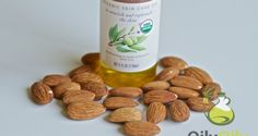 Almond oil used for babies is a sweet variety of almond oil extracted from almond ...