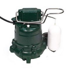 Zoeller 105 0001 Laundry Pump Package Including M53 Sump