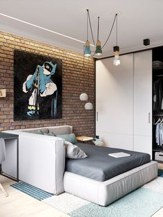 Interior Design Career Information Minimalist Bedroom, Modern Bedroom, Kids Bedroom, Bedroom Decor, Boys Bedroom Furniture, Interior Design Career, Budget Home Decorating, Fashion Room, Home Decor Inspiration