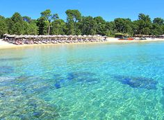 Koukounaries Beach - Skiathos, Greek Islands