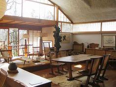 George Nakashima's home & studio