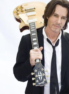 Rick Springfield...looks better now than in the 80's...