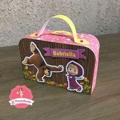 Lembrancinhas Personalizadas Marsha e o Urso