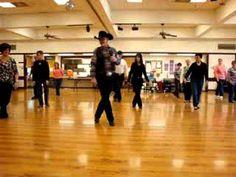 Wildflower Rock ( Line Dance ) Walkthrough - YouTube