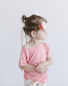OAK Boho Tee | Coral Pink – Kindred OAK