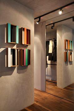Casa Cor RJ 2013 - Suíte da Cobertura / Gisele Taranto #closet