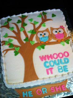 Liliha Bakery Baby Shower Cakes