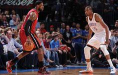 Diez apuntes de una final 10 con un Durant-LeBron que puede marcar época - MARCA.com