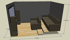 Home Theater Setup with Home Theater Seating Cinema Room Small, Small Movie Room, Small Game Rooms, Small Media Rooms, Home Cinema Room, Tv Room Small, Best Home Theater, Home Theater Setup, Home Theater Seating