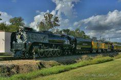 A Train Runs Through, via Flickr.
