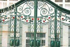 The Cottage Sanatorium Vienna, Cottage, Room, Home Decor, Iron Gates, Bedroom, Homemade Home Decor, Casa De Campo, Cottages