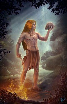 Rahan by *evren-ince on deviantART