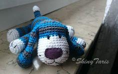 242 Besten Dogscrochet Bilder Auf Pinterest Crochet Animals